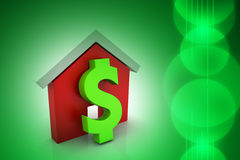 Real estate investment concept Stock Photo
