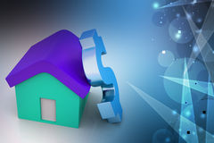 Real estate investment concept Stock Image