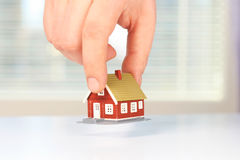 Real estate investment Royalty Free Stock Image