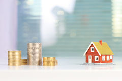 Real estate investment Royalty Free Stock Photography
