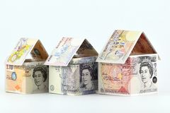 Real Estate Investment In The UK, A Prosperous Future Stock Photo