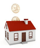 Real estate investment Royalty Free Stock Photos