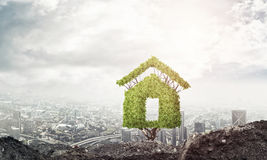 Real estate investments Stock Image