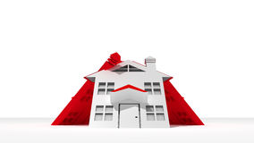 Real estate leader Royalty Free Stock Image