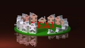 Real estate leader stock video