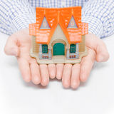 Real estate, loans, housing and all things related - 1 to 1 ratio Royalty Free Stock Photo