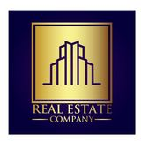 Real Estate Property Company Logo stock photography
