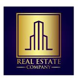 Real Estate Property Company Logo Stock Images
