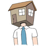 Real Estate Man Stock Images