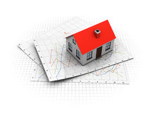 Real estate market Stock Photos