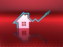 Real estate market Stock Photo