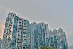 The Real estate modern condominium at TKO. A Real estate modern condominium at TKO royalty free stock photography