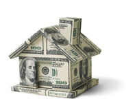 Real Estate Money Royalty Free Stock Photography