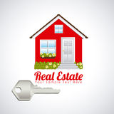 Real estate Royalty Free Stock Photos