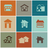 Real estate Royalty Free Stock Photography