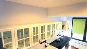 Real estate panoramic view stock video