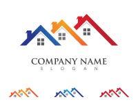 Property and Construction Logo. Real Estate , Property and Construction Logo design Royalty Free Stock Photos