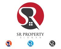 Property Logo Template Stock Photo