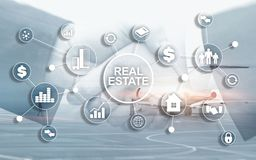 Real estate. Property insurance and security concept. Abstract business background. Real estate. Property insurance and security concept. Abstract business royalty free stock images