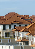Real estate property roof. Stock Photography