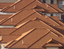 Real estate property roof. Stock Images