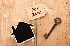 real estate rent concept royalty free stock image