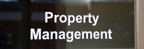 Real Estate and Retail Property Management Office