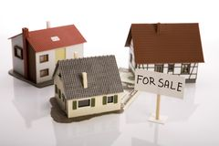 Real estate - for sale Royalty Free Stock Images