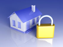 Real estate security Stock Photos