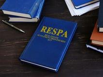 Real Estate Settlement Procedures Act RESPA book.