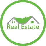 Real estate and logo images Stock Photos