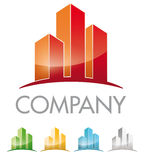 Real Estate Symbol. Logo for real estate company Stock Images