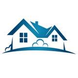Real Estate symbol Stock Images
