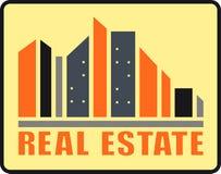 Real estate urban icon Royalty Free Stock Photo