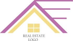 Real Estate Vector i modelli Immagini Stock