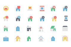Real Estate Vector Icon 5 Stock Photography