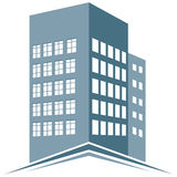 Real estate. Vector illustration of real estate logo Stock Photos