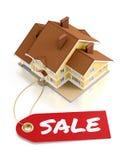 Real Estate vende em hasta Imagens de Stock Royalty Free