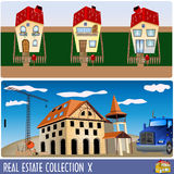 Real estates 10 Stock Image