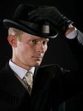 Real gentleman Royalty Free Stock Photo