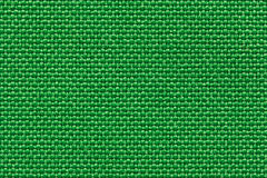 Real green textile pattern. Close-up view royalty free stock photos