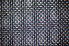 Real gridded fabric Royalty Free Stock Photos