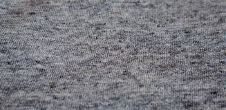 88368eb0c67 Real heather grey knitted fabric made of synthetic fibres textured  background. stock image
