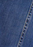 real jeans background Royalty Free Stock Photo