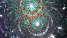 Real kaleidoscope background royalty free illustration