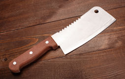 Real knife Stock Photo