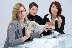 Real loan Stock Photography
