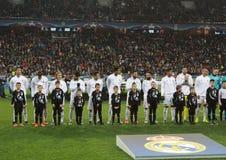 Real Madrid Royalty-vrije Stock Afbeeldingen