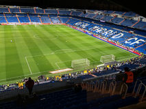 Real Madrid Bernabeu Photos stock