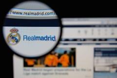 Real Madrid C.F. стоковые фотографии rf